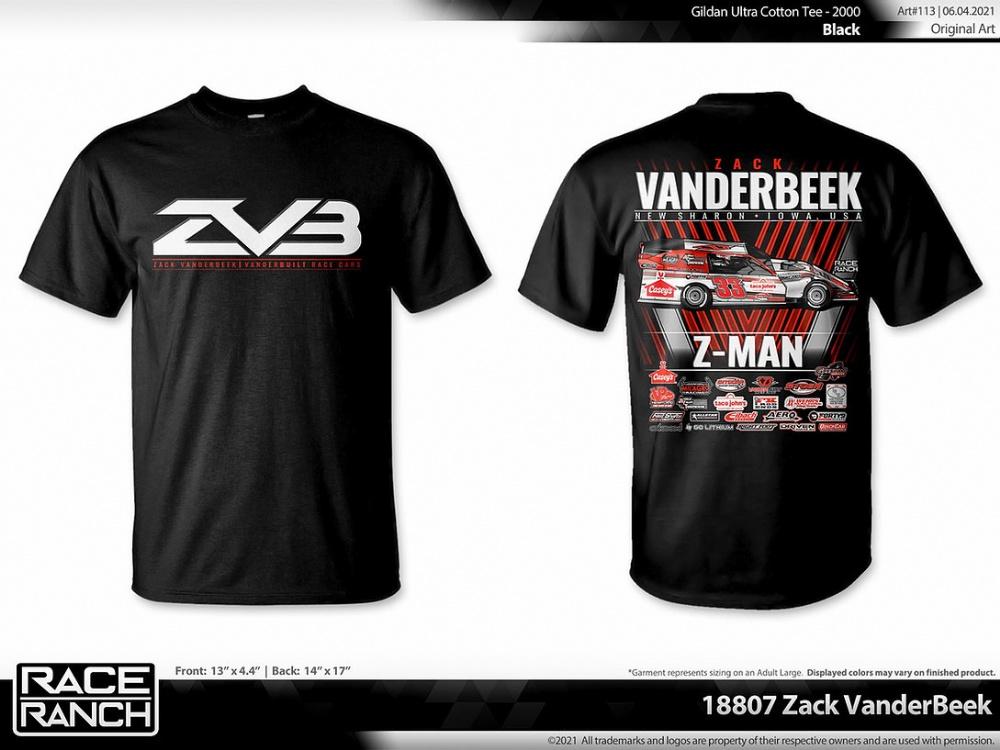 Zack VanderBeek Racing