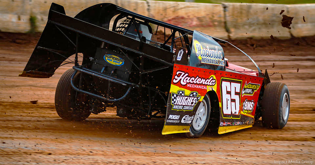 Mammoth Memorial Day Weekend USMTS Modified tripleheader on deck