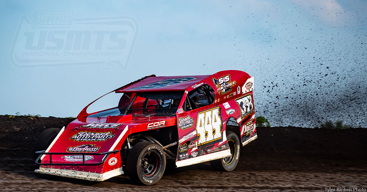 Labor Day Weekend looms large for USMTS titans