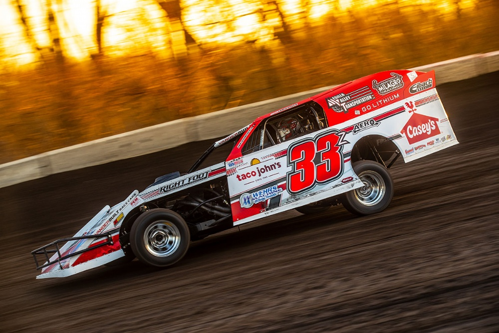 Sorensen shines at Hamilton County Speedway; Zack searching for spark