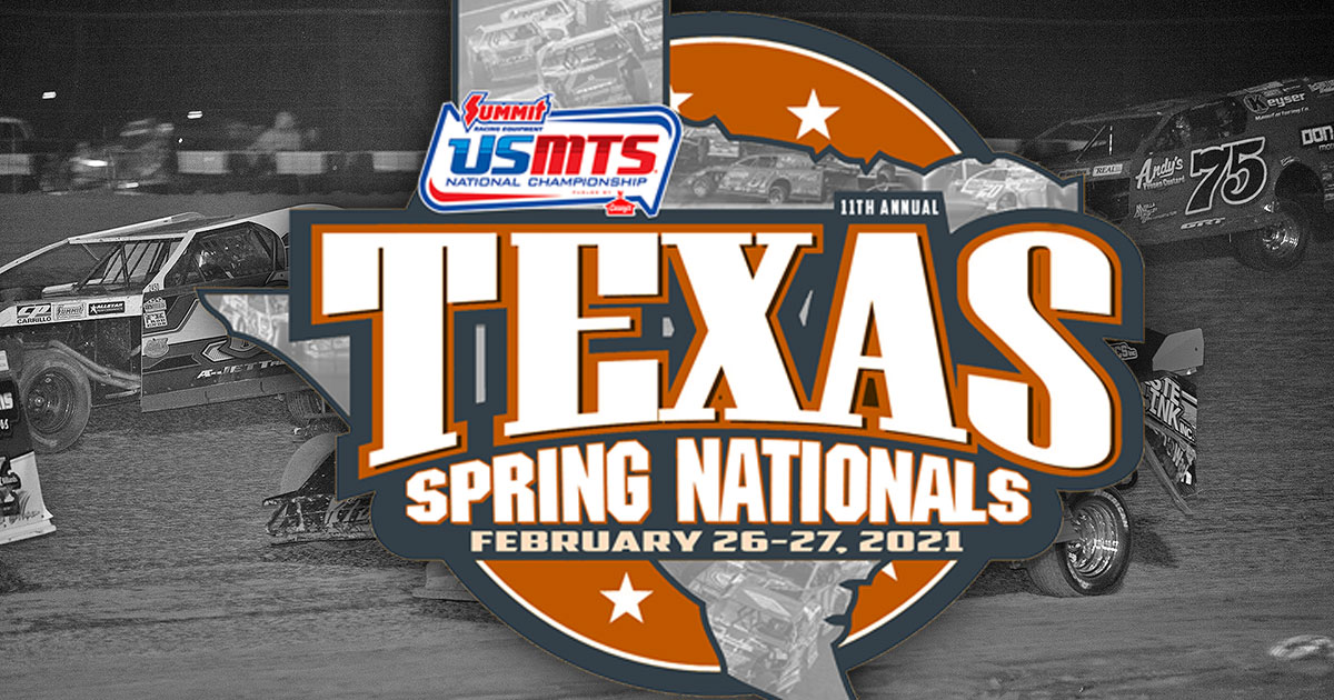 RPM Speedway to host both nights of USMTS Texas Spring Nationals February 26-27