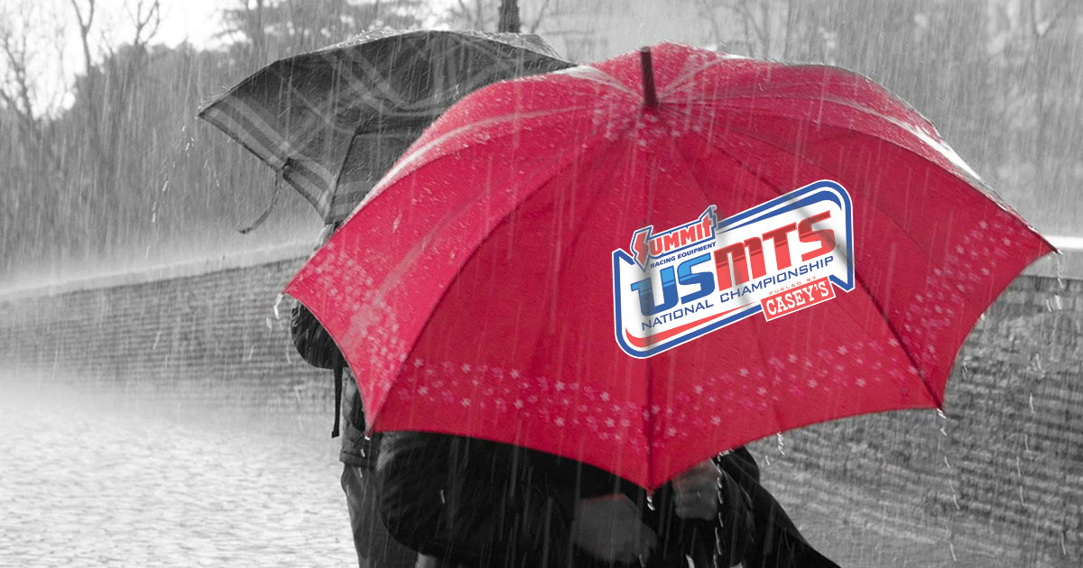 Second half of USMTS Spring Shootout soaked, canceled