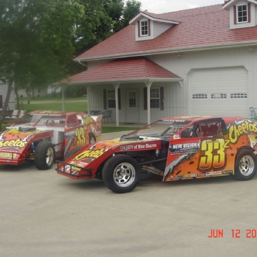 Our USMTS Cheetos Modifieds