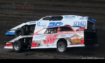 "2nd Annual USMTS Diamond Jo Casino ""All-In 77"" at the Mason City Motor Speedway in Mason City, Iowa, on Sunday, June 11, 2017."