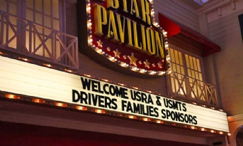 USMTS Awards Banquet at the Ameristar Hotel Casino in Kansas City on Saturday, Jan. 28, 2017.